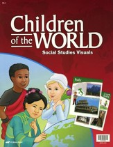 Abeka Children of the World Social Studies Visuals (Grade  K5)