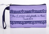 The Lord Delight In You Wristlet, KJV