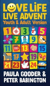 Love Life Live: Advent Adult and Youth - pack of 25