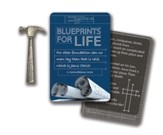 Blueprints For Life, Pocket Token, Hammer, and Card, KJV