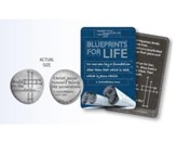 Blueprints For Life, Pocket Token, Coin and Card