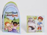 Sing and Shout! Jesus Lives! Booklet and Stickers