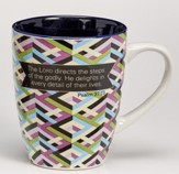 Stepping Out In Faith Mug