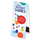 Heartfelt Thanks Page Magnetic Page Hugger