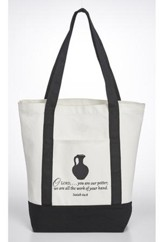 Our Potter Canvas Tote Bag