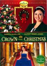 Crown for Christmas, DVD