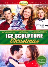 Ice Sculpture Christmas, DVD