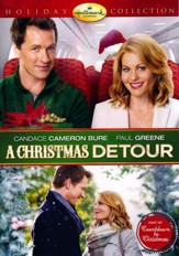A Christmas Detour, DVD  - Slightly Imperfect