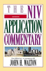 Genesis: NIV Application Commentary [NIVAC] -eBook