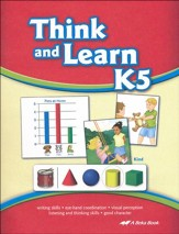 Abeka Think and Learn--Grade K5
