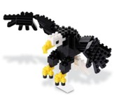 Nanoblock Mini, Bald Eagle