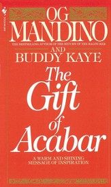 The Gift Of Acabar - eBook