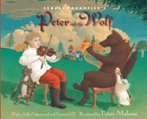 Sergei Prokofiev's Peter and the Wolf: With a Fully-Orchestrated and Narrated CD - eBook