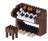 Nanoblock Mini, Church Organ
