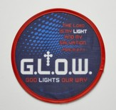 Lord is My Light Glow in the Dark Disc