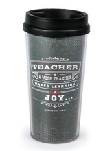 Teacher, Makes Learning A Joy Tumbler