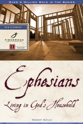Ephesians: Living in God's Household - eBook