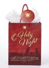 O Holy Night Gift Bag