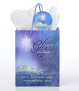 Glory To the Newborn King, Gift Bag