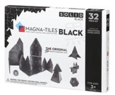 MAGNA-TILES, 32 Piece Set, Black
