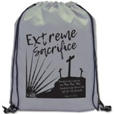 Extreme Sacrifice Drawstring Backpack