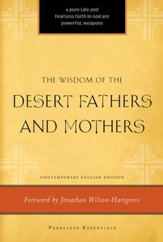 Wisdom of the Desert Fathers and Mothers - eBook