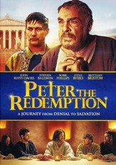 Peter: The Redemption, DVD