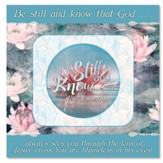 Be Still and Know Magnet Frame