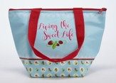 Living the Sweet Life Insulated Lunch Tote