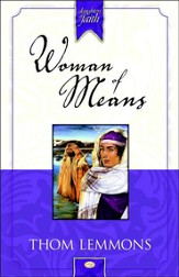 Woman of Means - eBook