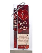 God's Love Pen and Bookmark Gift Set
