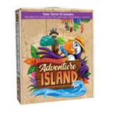 Discovery on Adventure Island Super Starter Kit - Cokesbury VBS 2021
