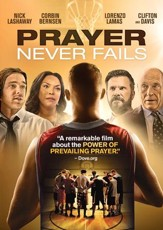 Prayer Never Fails, DVD