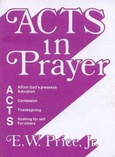 Acts in Prayer - eBook