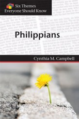 Six Themes in Philippians Everyone Should Know