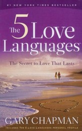 The Five Love Languages, Revised Edition, Large Print - Slightly Imperfect