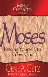 Men of Character: Moses - eBook