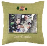 Our Family Photo Pillow