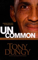 Uncommon: Finding Your Path to Significance, Large Print