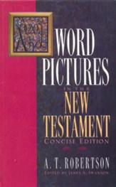 Word Pictures in the New Testament - eBook