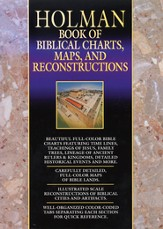Holman Book of Biblical Charts, Maps, and Reconstructions - eBook