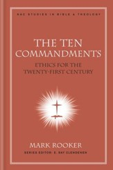 The Ten Commandments - eBook
