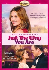 Just the Way You Are, DVD