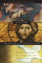 Jesus in Trinitarian Perspective - eBook