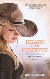 Heart of the Country, Large Print