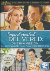 Signed, Sealed, Delivered: One In a Million, DVD