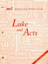 Luke and Acts, Book 2 (Lessons  11-20)