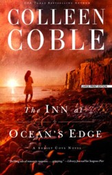 The Inn at Ocean's Edge, Large Print - Slightly Imperfect