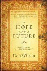 A Hope and a Future: Overcoming Discouragement - eBook