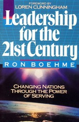 Leadership for the 21st Century: Changing Nations  Through the Power of Serving - Slightly Imperfect